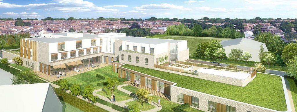 La nouvelle maison de retraite La Belle Epoque