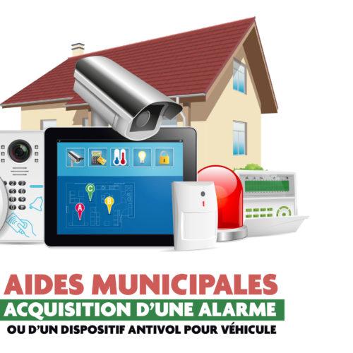 Aide à l'acquisition d'une alarme ou d'un dispositif antivol pour véhicule automobile